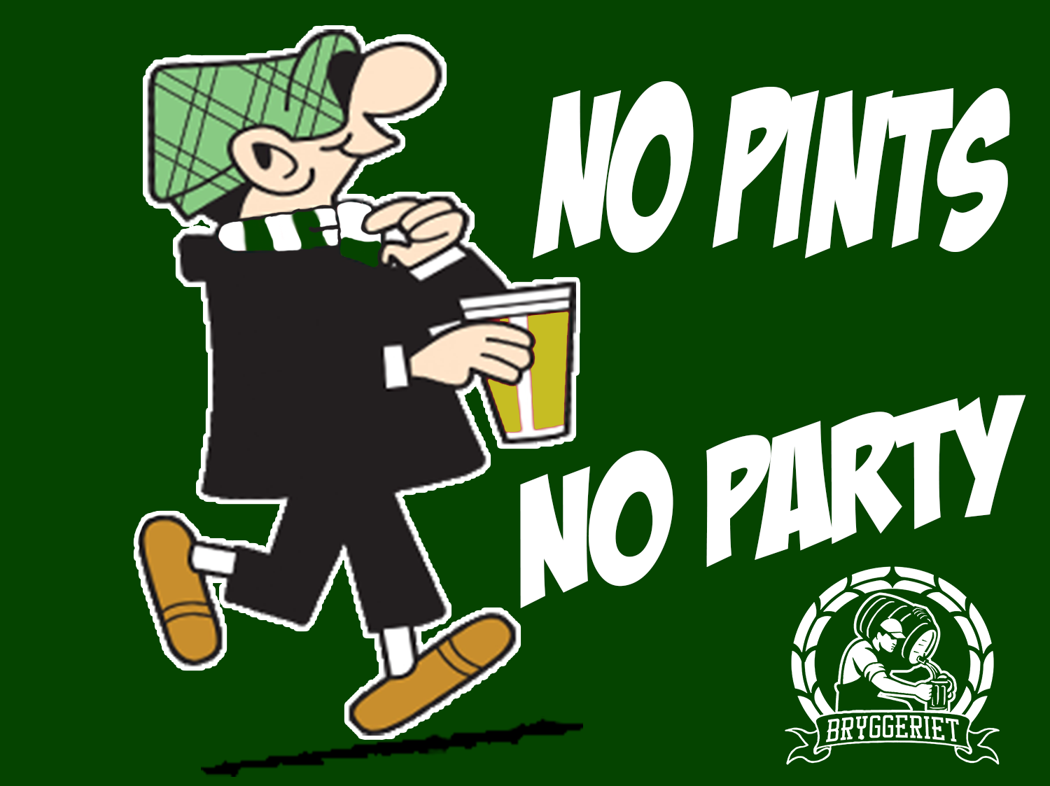 NOPINTS NO PARTY